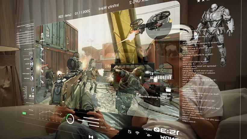 视频场景UI