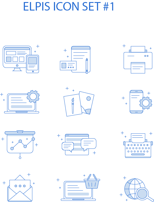 Elpis Icons Set 1