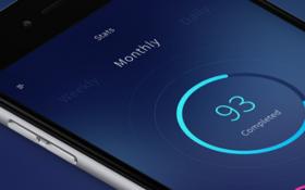 Neptun Mobile App PSD
