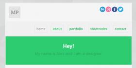 minimal-html5-portfolio-template-mp