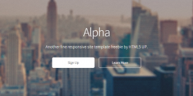 free-responsive-html5-template