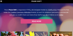 colorful-pinterest-style-html5-template