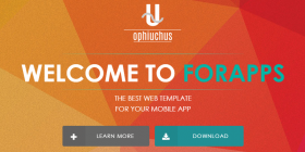 responsive-html5-css3-template-ophiuchus
