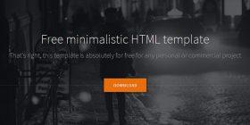 nina-free-html-minimal-template